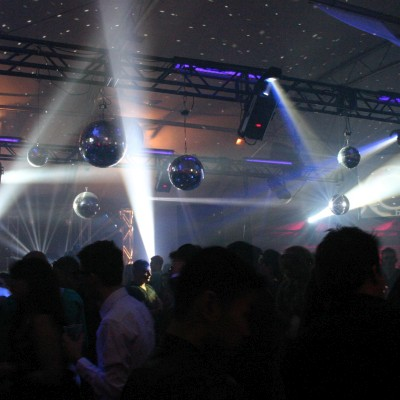 Wedding DJ & Intelligent Lighting